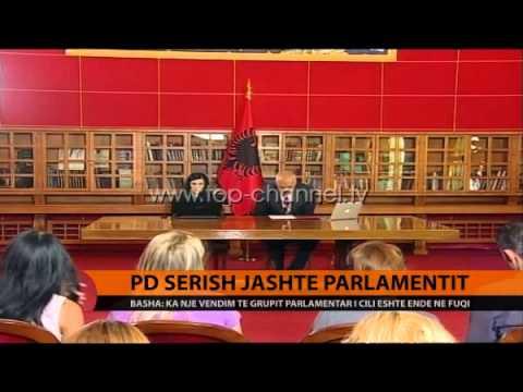 PD sërish jashtë Kuvendit - Top Channel Albania - News - Lajme