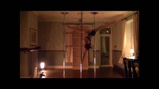 Marion Amber Combo - advanced pole fitness