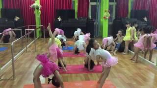Lớp múa cho bé . Số 01 - Ngõ 123 -trung kính -hà nội - trung tâm Music soul - 09 72 74 70 76