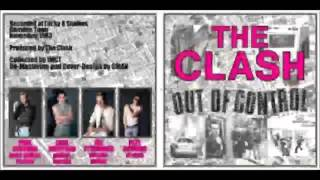 The Clash -  Out Of Control Lucky 8 Studios Demos (HQ Audio Only)