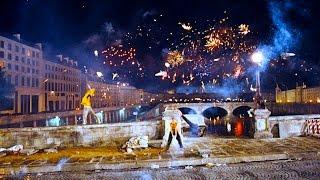 Indochine '3 nuits Par Semaine' x 'Les Amants du Pont Neuf' (Film)
