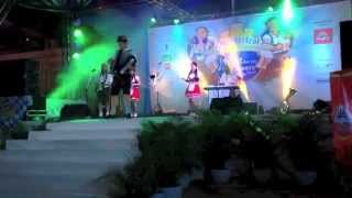 Oktoberfest Cambodia 2014 At Hotel Cambodia Part 02 | The Biggest Event Party In October At Cambodia
