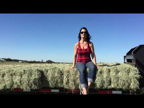 Baling Hay and Soil Compaction