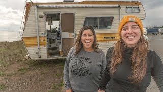 Women Get into Van Life Because of Housing Crisis! // No Rent! More Freedom!