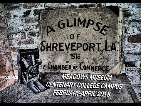 A Glimpse of Shreveport, La from 1918