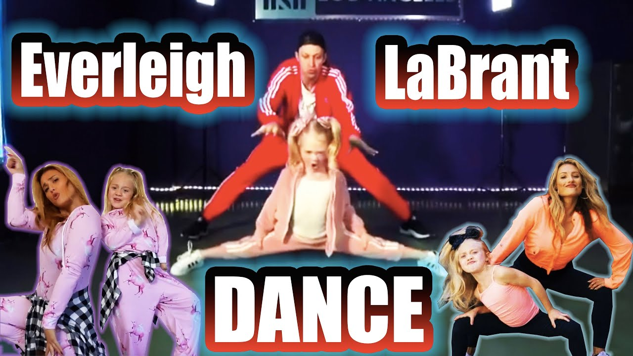 EVERLEIGH LABRANT BEST DANCE INSTAGRAM COMPILATION