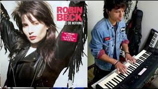 ROBIN BECK - Save Up All Your Tears  (AOR 1989) Keyboards cover 80s