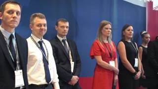 Презентация INCHCAPE DESIGN ATELIER для партнеров и корпоративных клиентов