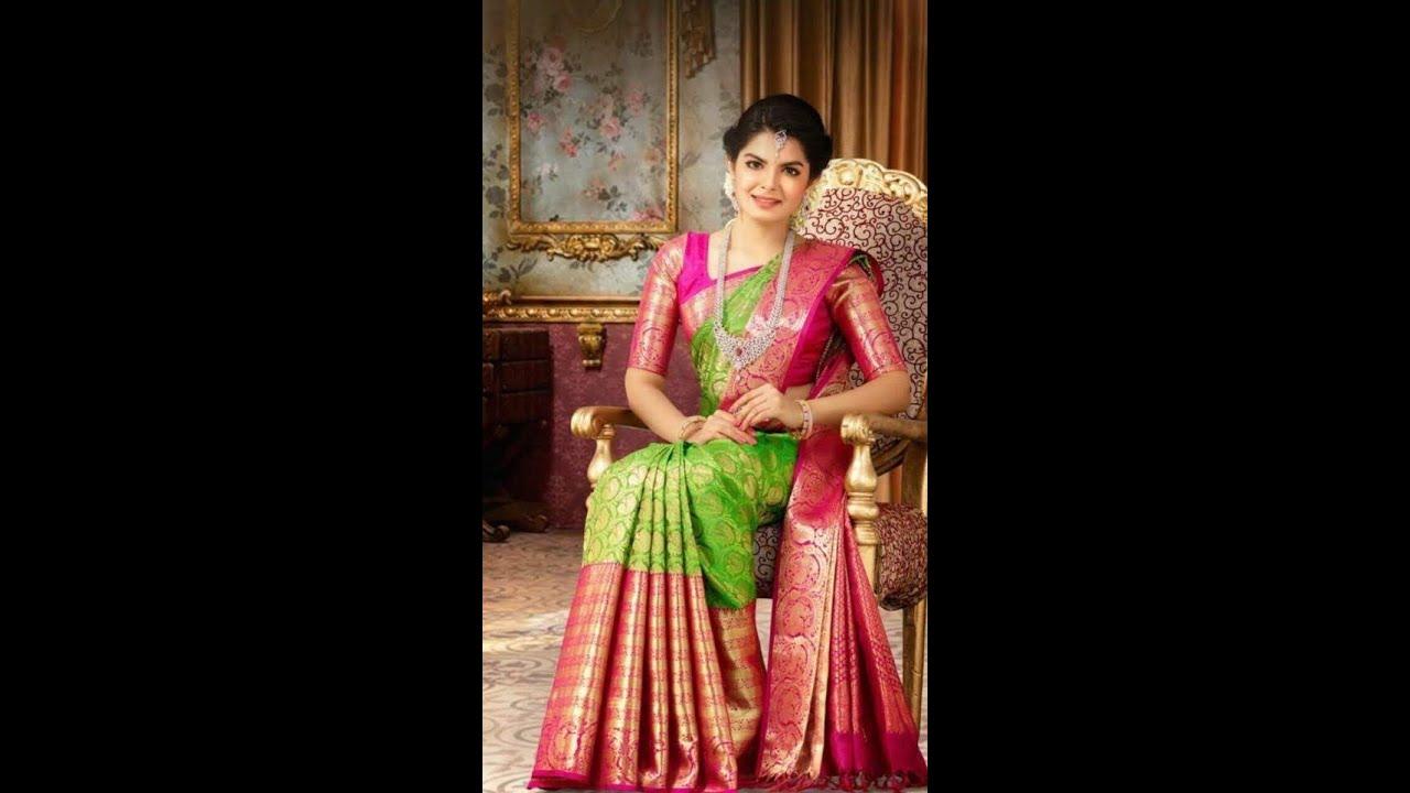 2dfc35628 Wedding Saree Collections - 2019