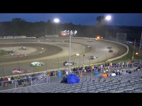 6-1-19 PLYMOUTH SPEEDWAY, PLYMOUTH, IN  MOD - F