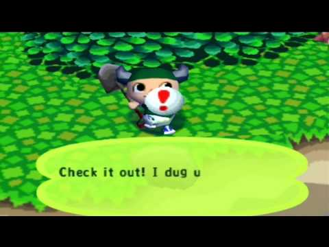 Let's Play Animal Crossing- Day 63: March Lottery