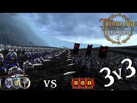 --THE SEVENTH DAY OF XMAS PART II-- Third Age: Reforged 3v3