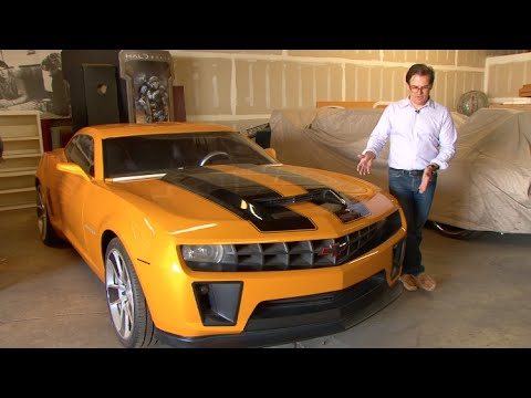 Original Bumblebee Camaro from Transformers on Everyman ...