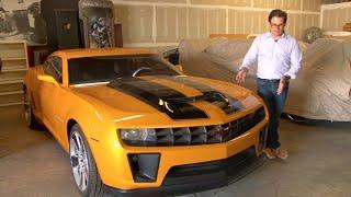 Original Bumblebee Camaro from Transformers on Everyman Driver