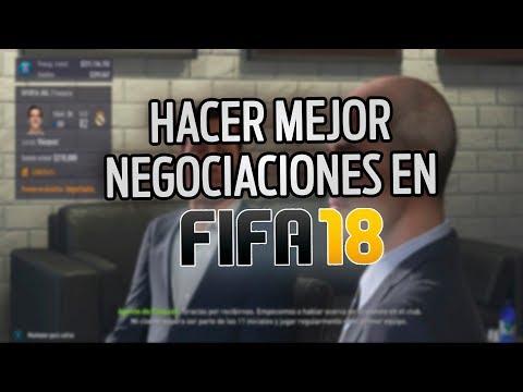 Qué Es Una Prima De Fichajes   Hacer Mejores Negociaciones En FIFA 18
