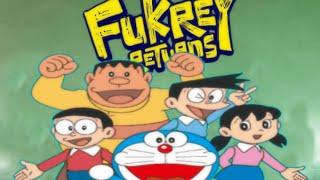 FUKREY RETURNS Spoof ft. Doremon