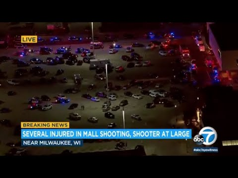 Several injured in a shooting at Mayfair Mall near Miluwakee, WI | ABC7