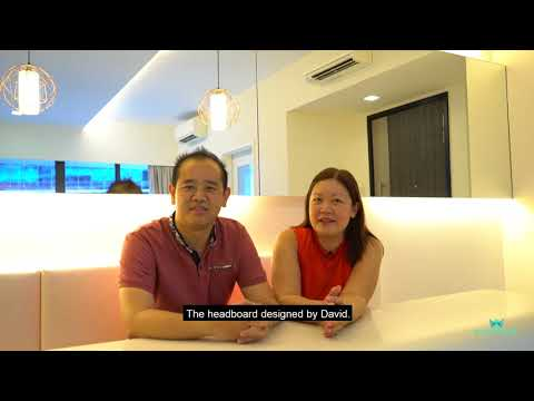 Renovation Singapore | Chit chat session with the home owner from Renoloft