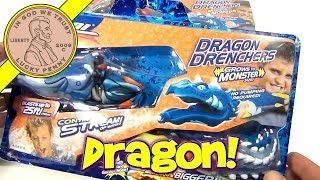 Banzai Dragon Drenchers Water Blasters By Toy Quest - Shoots Up To 25 Feet!