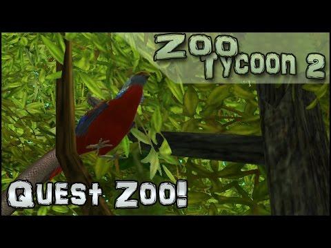 Quest Zoo! Return to Phoenix Forest Sanctuary! - Episode #16