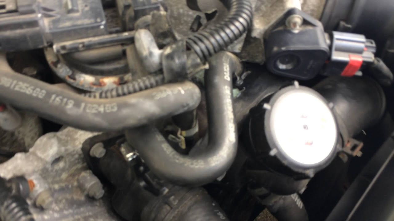 lincoln ls v8 cooling issue repaired [ 1280 x 720 Pixel ]