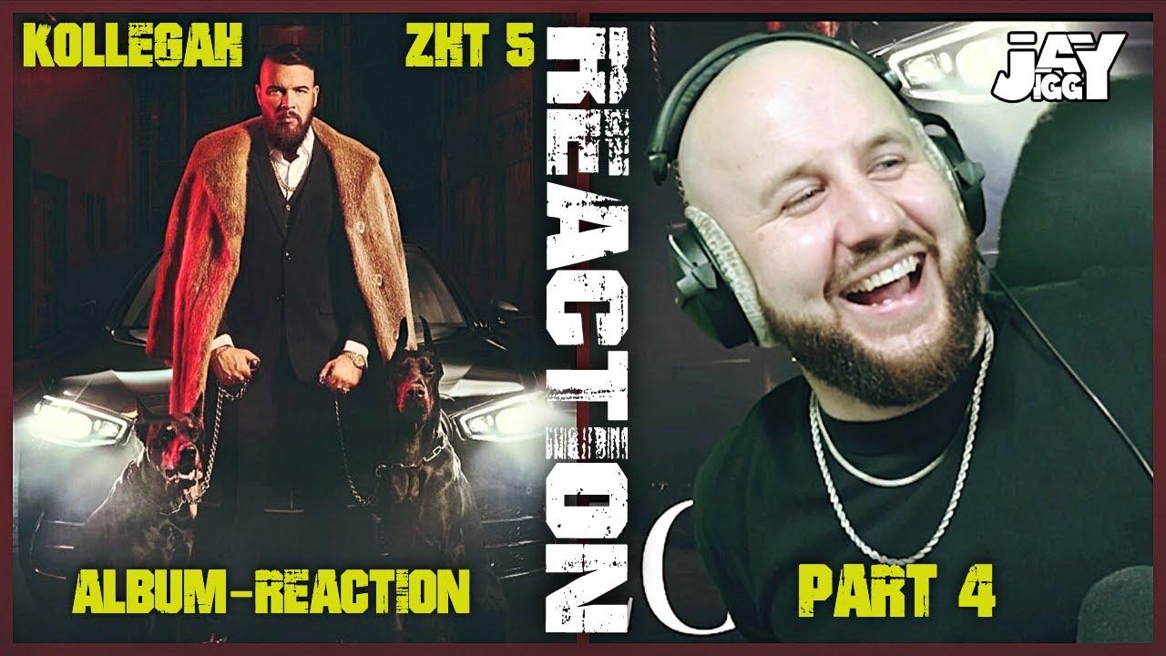 """(PART 4) KOLLEGAH """"ZHT 5"""" Album-Reaction I Westside Reloaded,Rose Gold Chain,Angeberprollrap Deluxe"""