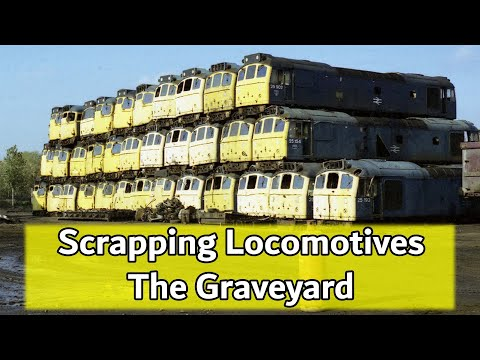 scrapping-locomotives---the-graveyard
