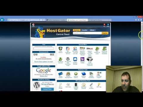 Forward A SubDomain Using Clickbank And Hostgator