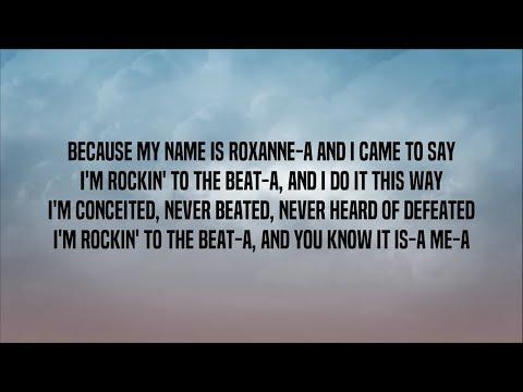 Roxanne Shanté - Roxanne's Revenge (Lyrics - Video)