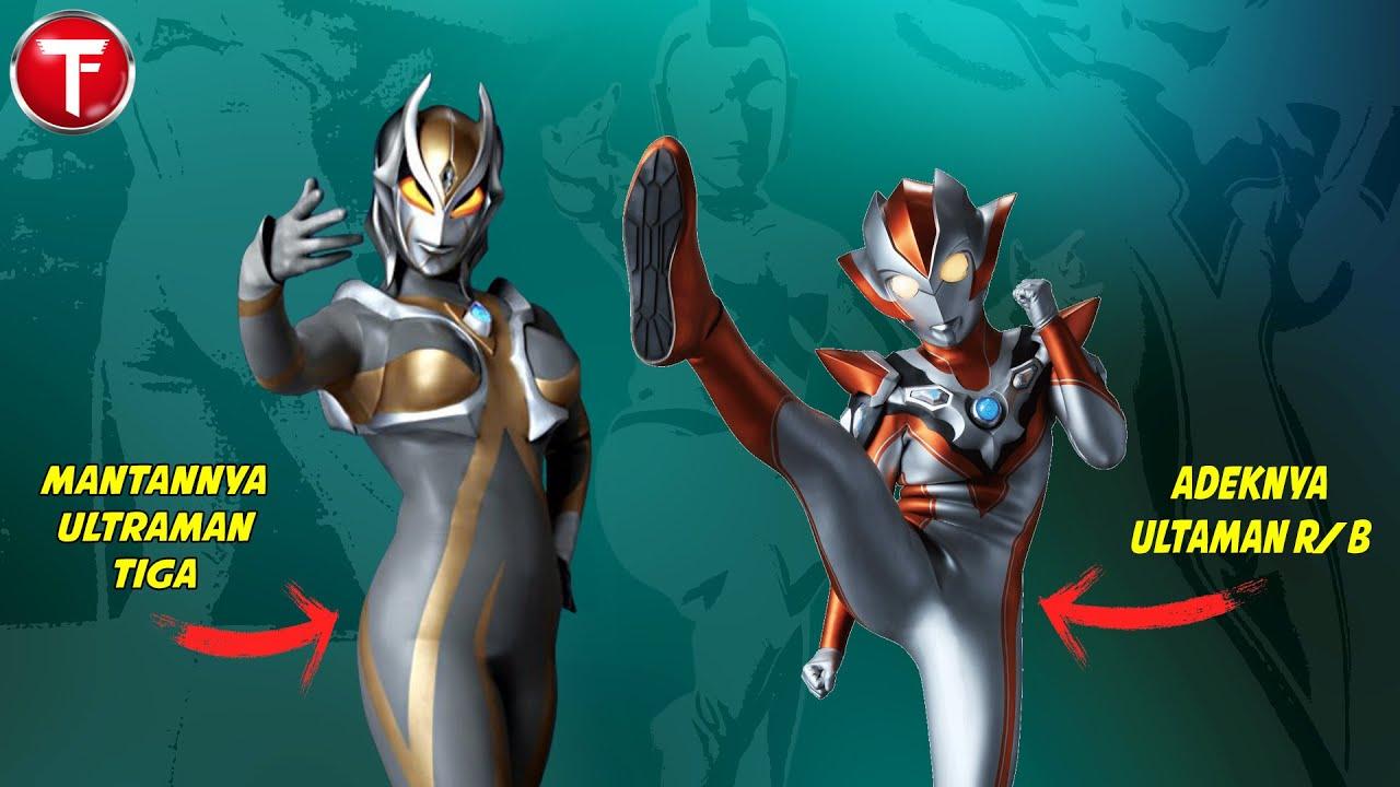Download 7 Ultrawomen di Ultra Series