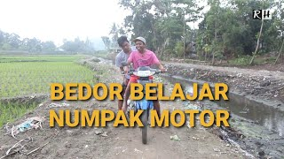 RBN #8 | REQUEST BY NETIJEN | BELAJAR MOTOR
