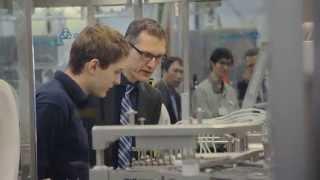 Hochschule Heilbronn: Studiengang Antriebssysteme und Mechatronik