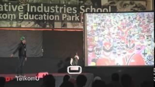 The Guardian of Marcapada (Nusantaranger) | Shani Budi Pandita | TEDxTelkomU