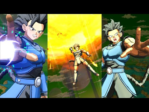 All Shallot Special Move On The First Anniversary, Japanese Voice   DB Legends