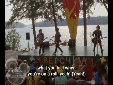 Camp Rock  Jonas Brothers  Play my music