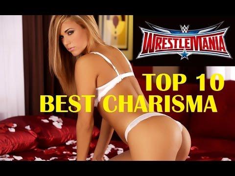 WWE Wrestlemania 32 - Top 10 Best Charisma