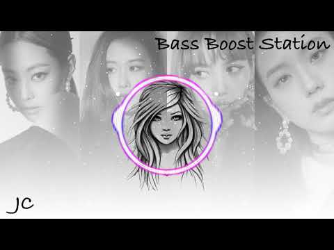 Really - BLACKPINK Bass Boosted