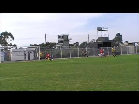 Melbourne Knights U18 Rd 10 v Sunshine George Cross