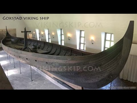 Vikings at the Viking Ship Museum Oslo (ULTRA 4K)