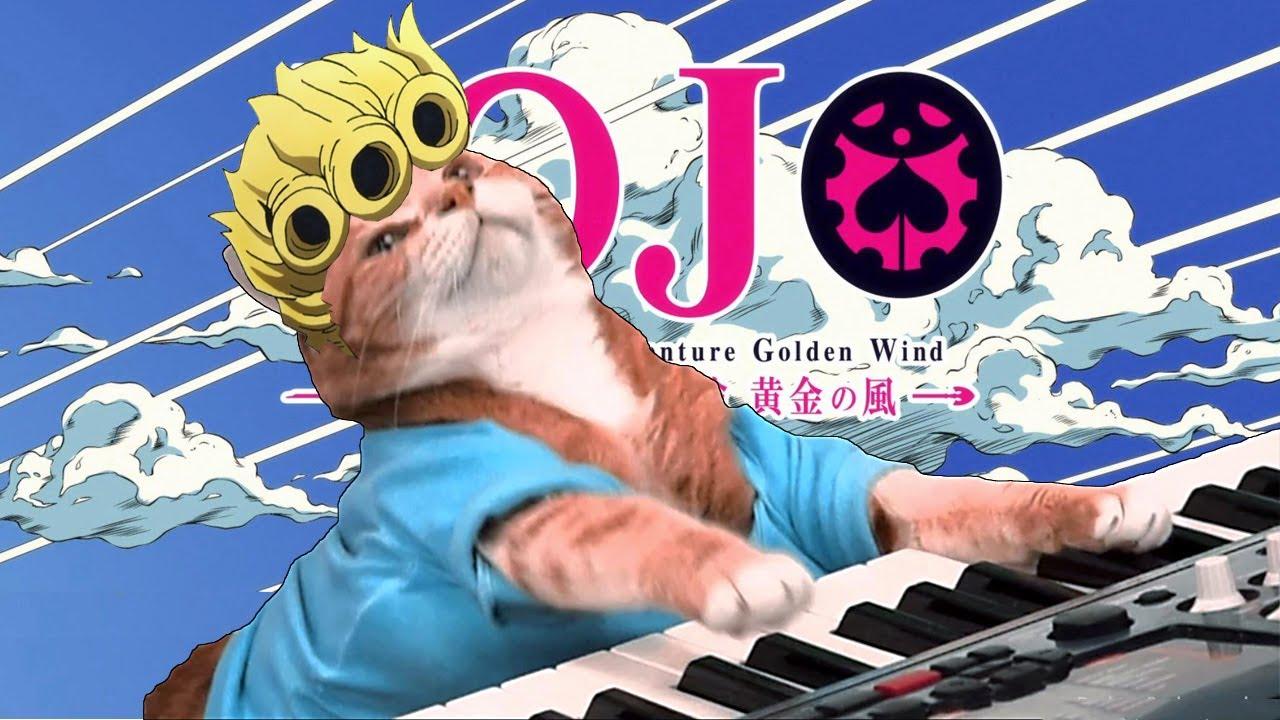 il gatto d'oro [JoJo's Golden Cat Experience]