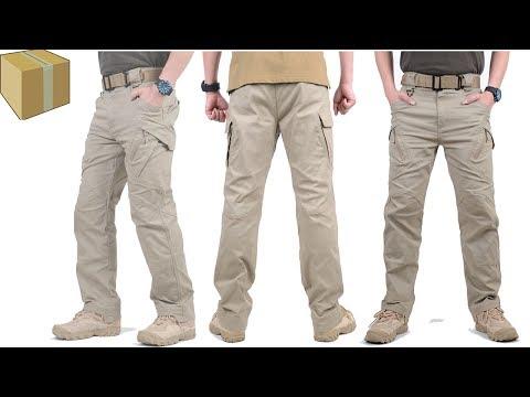 Тактические штаны алиэкспресс IX9 Tactical Pants /одежда с aliexpress