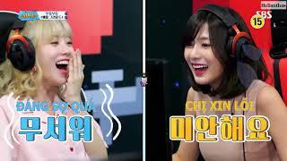 [VIETSUB] Oh Hayoung chơi PUBG =)) (P.3)|170915 Yoo Hee Nak Rak EP.36 Apink Hayoung Cut