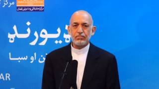 Pakistan Military Trying to Force Kabul to Accept Durand Line: Karzai