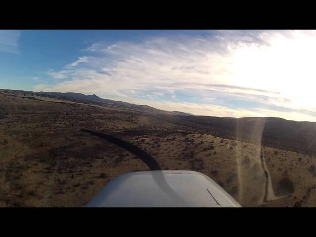 Challenging Arizona Airstrips - Double Circle Ranch