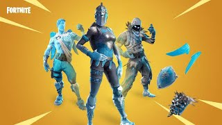 The *NEW* Fortnite Frozen Legends Pack...