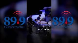 Video: Así trasladaban a Jesica, embarazada de 4 meses que necesitó la asistencia del avión sanitario