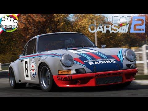 PROJECT CARS 2 - Porsche 911 Carrera RSR 2.8 @ Rouen - Porsche Pack- Let's Play Project CARS 2