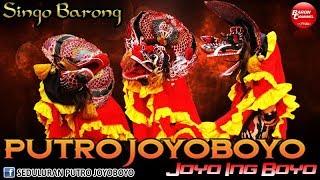 Gambar cover PUTRO JOYOBOYO Terbaru Tari Rampokan Singo Barong Live Wates Pagu Kediri 2017