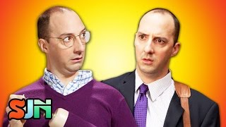 Tony Hale talks Veep, Arrested Development and Fame