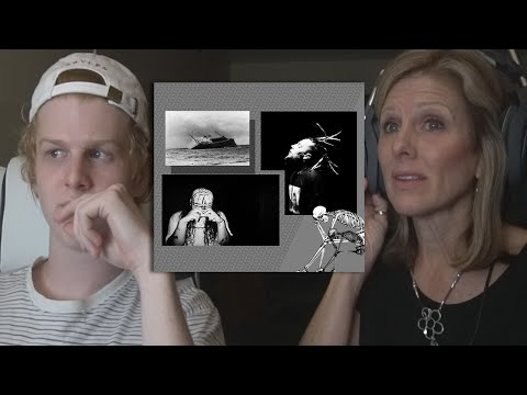 MOM REACTS TO ETERNAL GREY @SuicideChrist @suicideLEOPARD